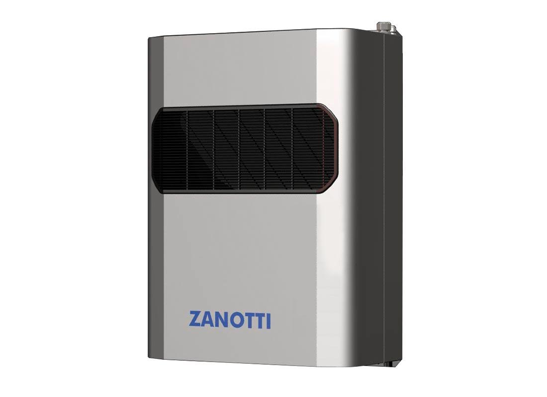 Equipo de frío partido de pared GS Zanotti