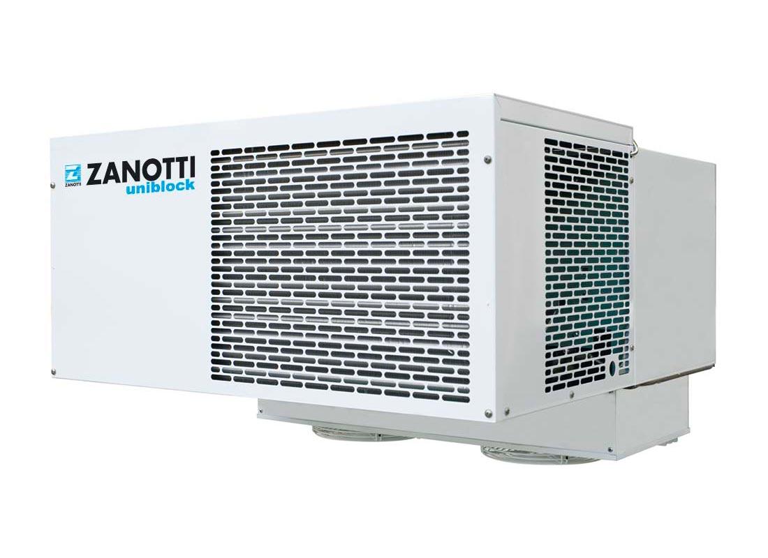 Equipo de refrigeración compacto Zanotti SB axial