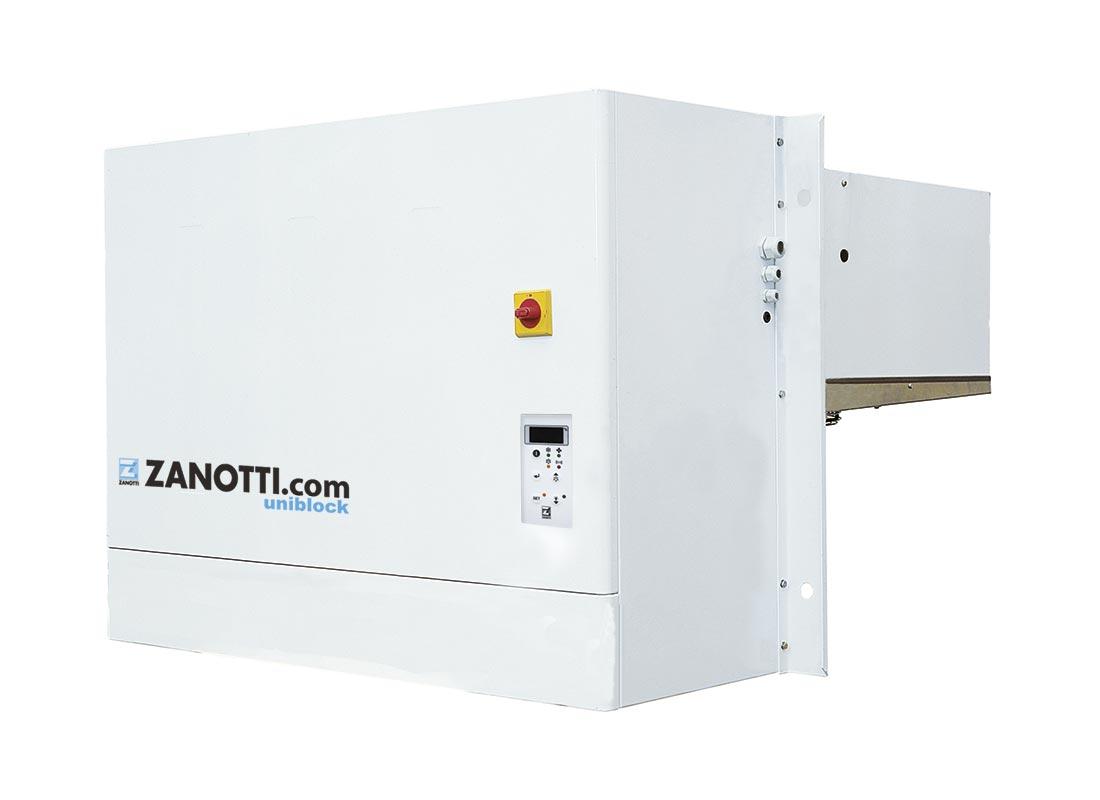 Equipo compacto de refrigeración de pared AS de Zanotti