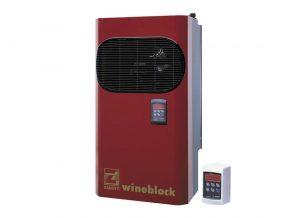 Condensador RV equipos para conservación del vino Zanotti