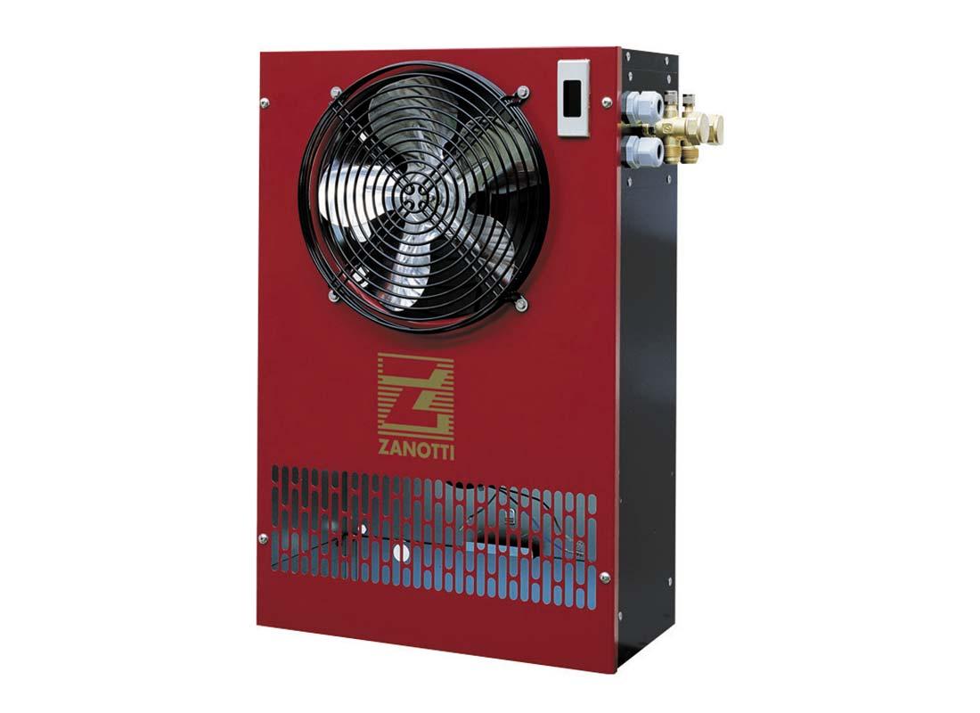 Evaporadora equipos para conservación de vino Zanotti