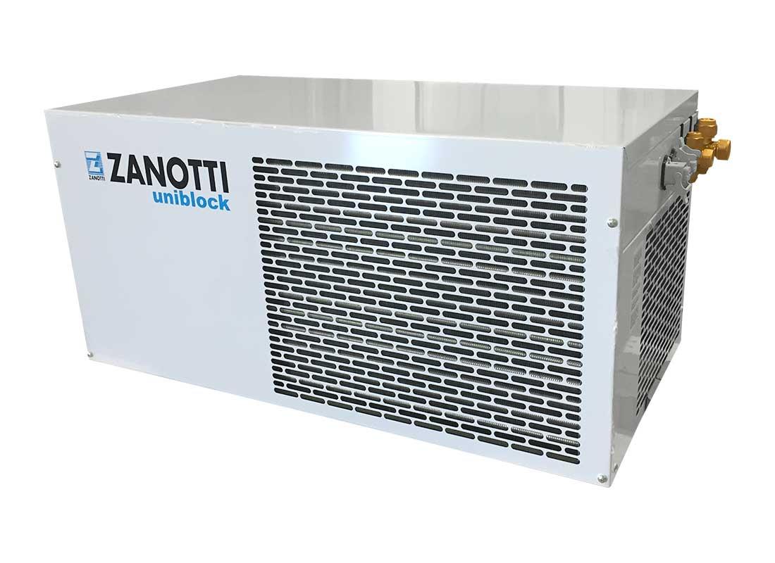 Equipo partido de refrigeración axial DBO de Zanotti