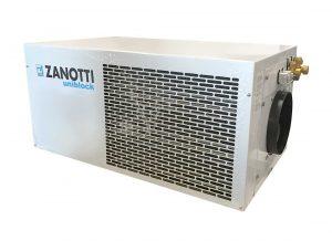 Equipo partido de refrigeración centrífugo DBO de Zanotti