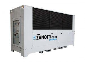 ZC Enfriadoras de agua y centrales frigoríficas Zanotti