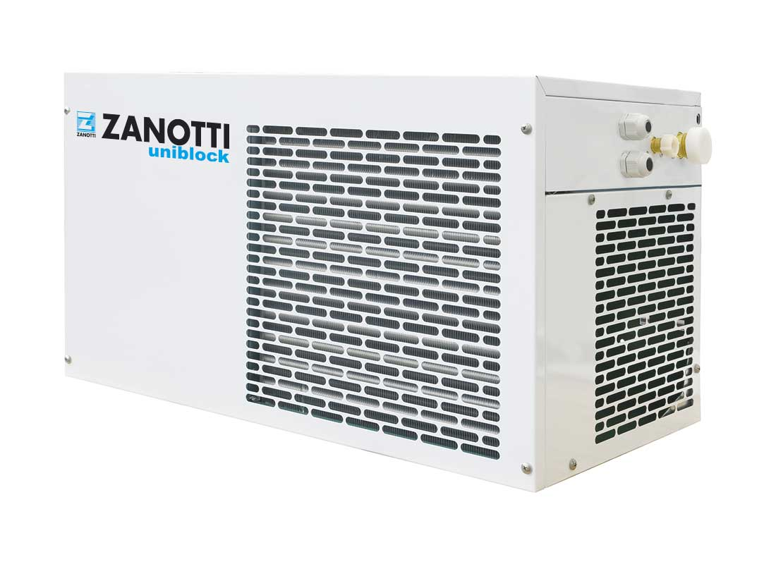 Equipo partido horizontal serie SPO de Zanotti