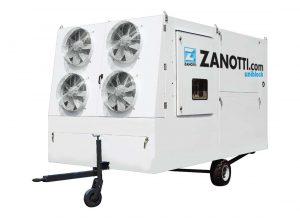 Equipo de refrigeración para cereales DUK de Zanotti
