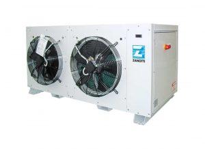 Evaporador CU Economy de dos ventiladores para equipo partido