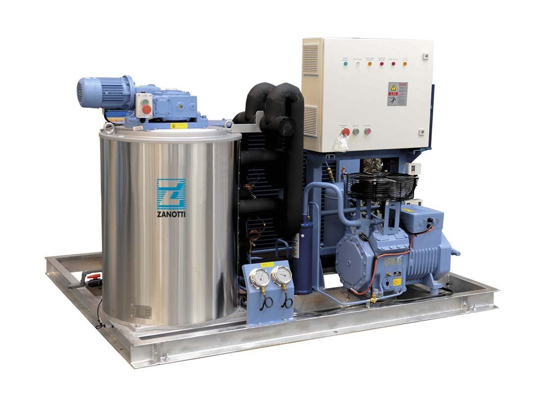 Icemaker equipo para fabricación de hielo