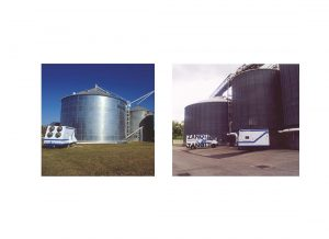 Ejemplo instalación equipo de refrigeración de cereales DUK