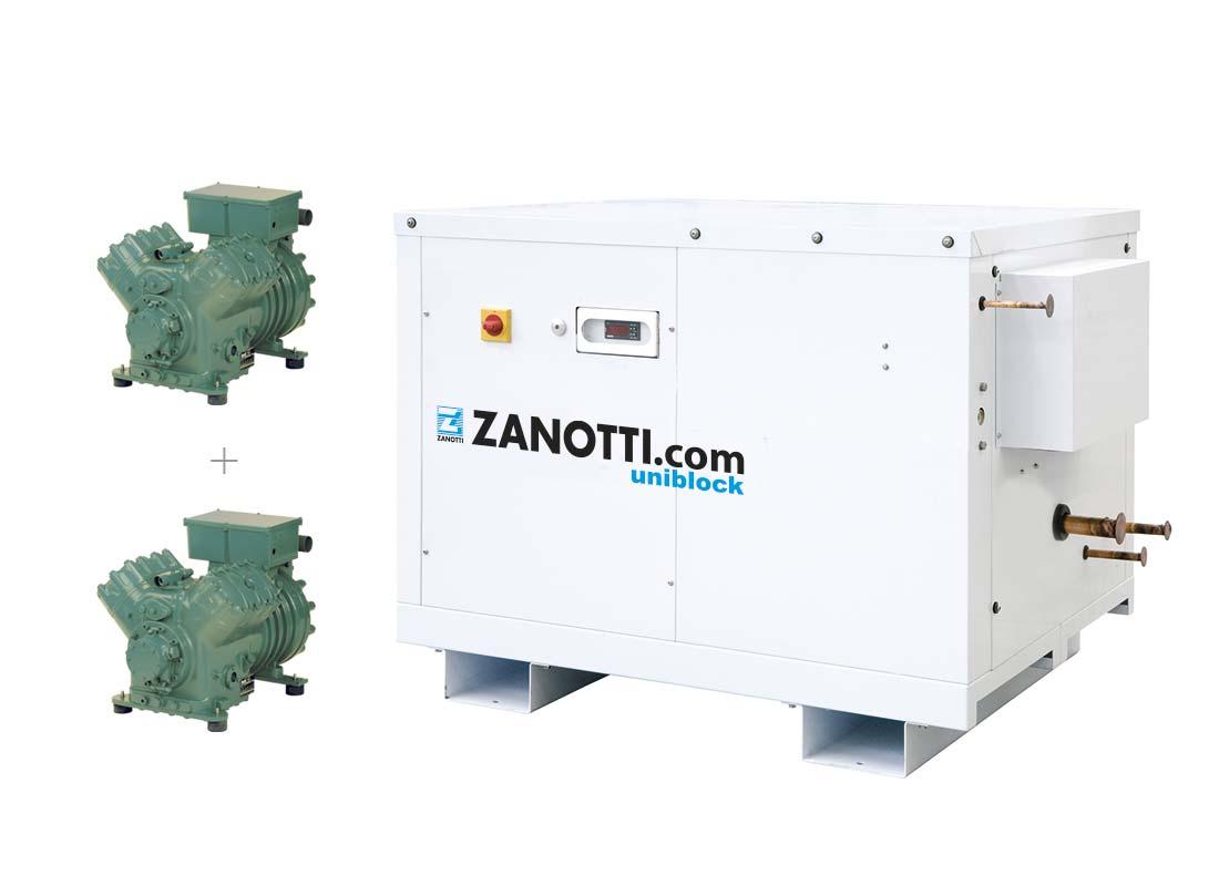 Grupos de compresión Twin Bitzer UC-L