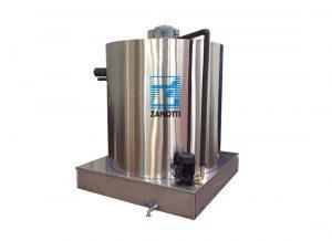 Icemaker cilindro de equipo partido fabricación de hielo