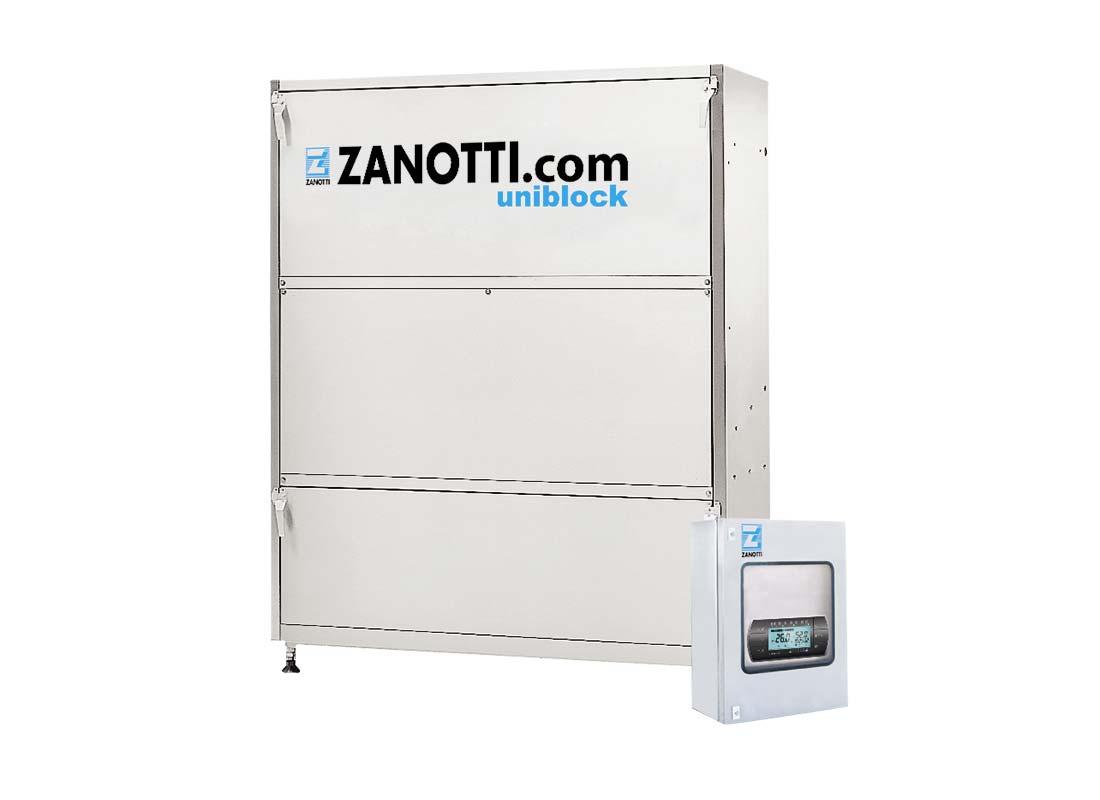 UAV secaderos industriales Zanotti