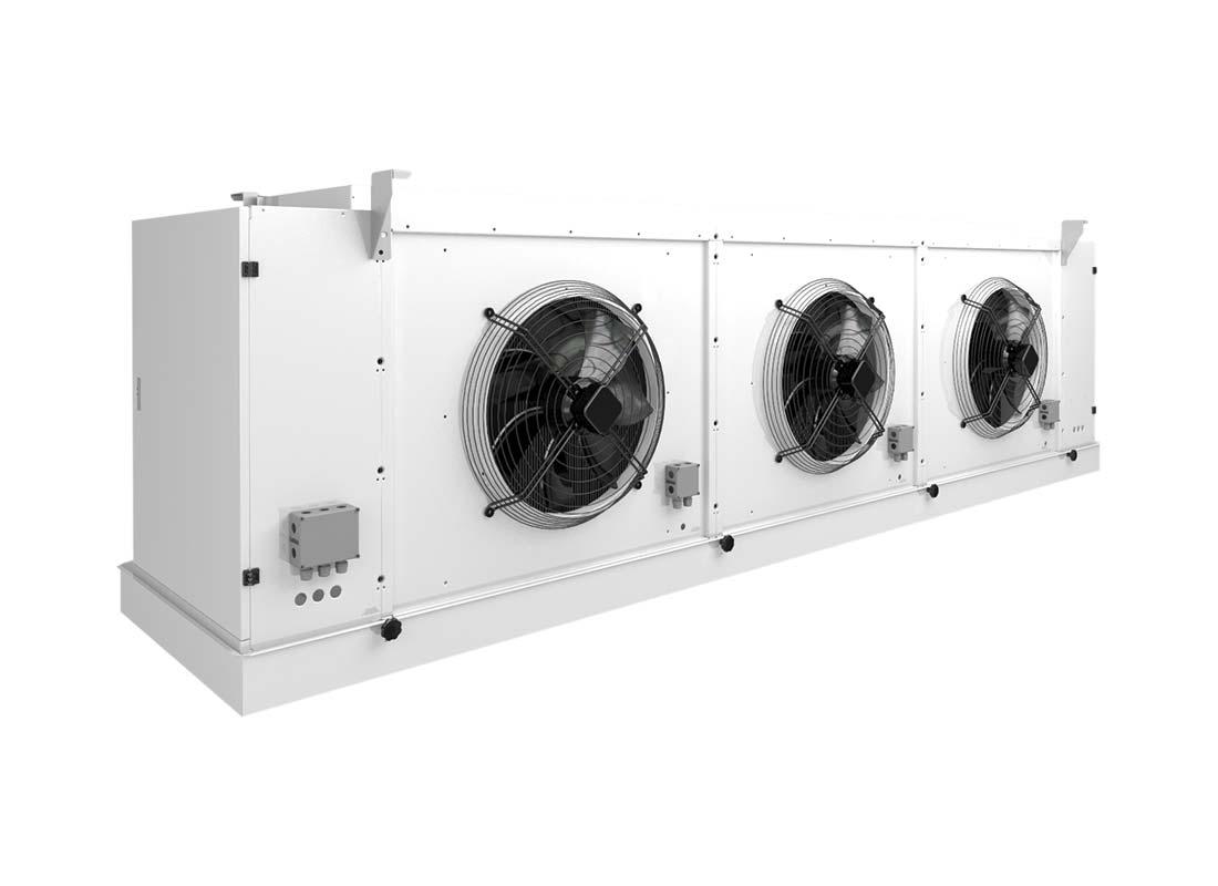 Evaporadores cúbicos sin válvulas SPC-56