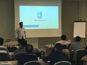 Presentación en Portugal de las tarifas Zanotti Appliance 2018