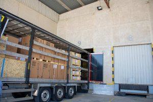 Centro de logística Zanotti Appliance en Riba-roja