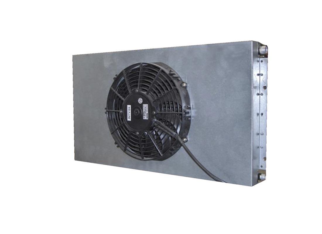 Condensador oculto para las Series FZ007 - FZ008