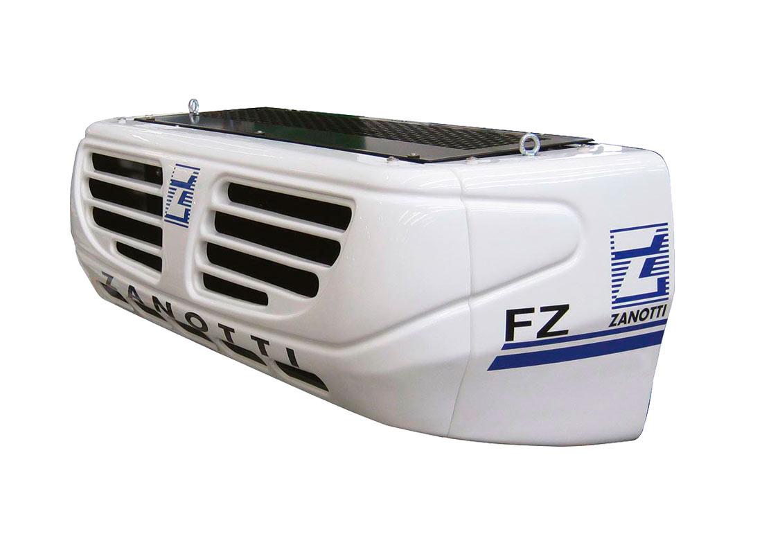 Unidad condensadora Serie FZ