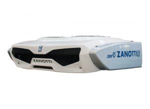 Condensadora de la serie Zer0º con dos ventiladores