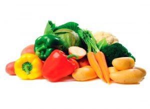 Refrigeración de frutas y vegetales