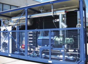 Equipo de refrigeración para secadero de embutidos