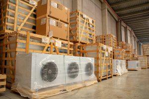 Equipos Zanotti en stock disponibles en almacenaje