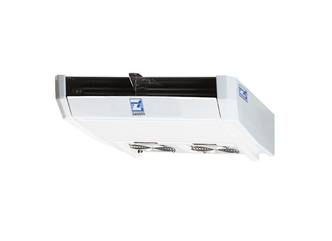 Evaporador de dos ventiladores multi-temperatura de la Serie Un0º