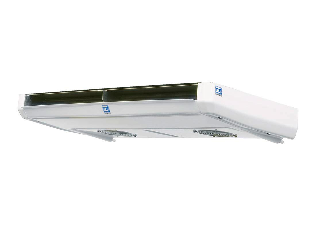 Evaporador de la serie FZ238 con dos ventiladores