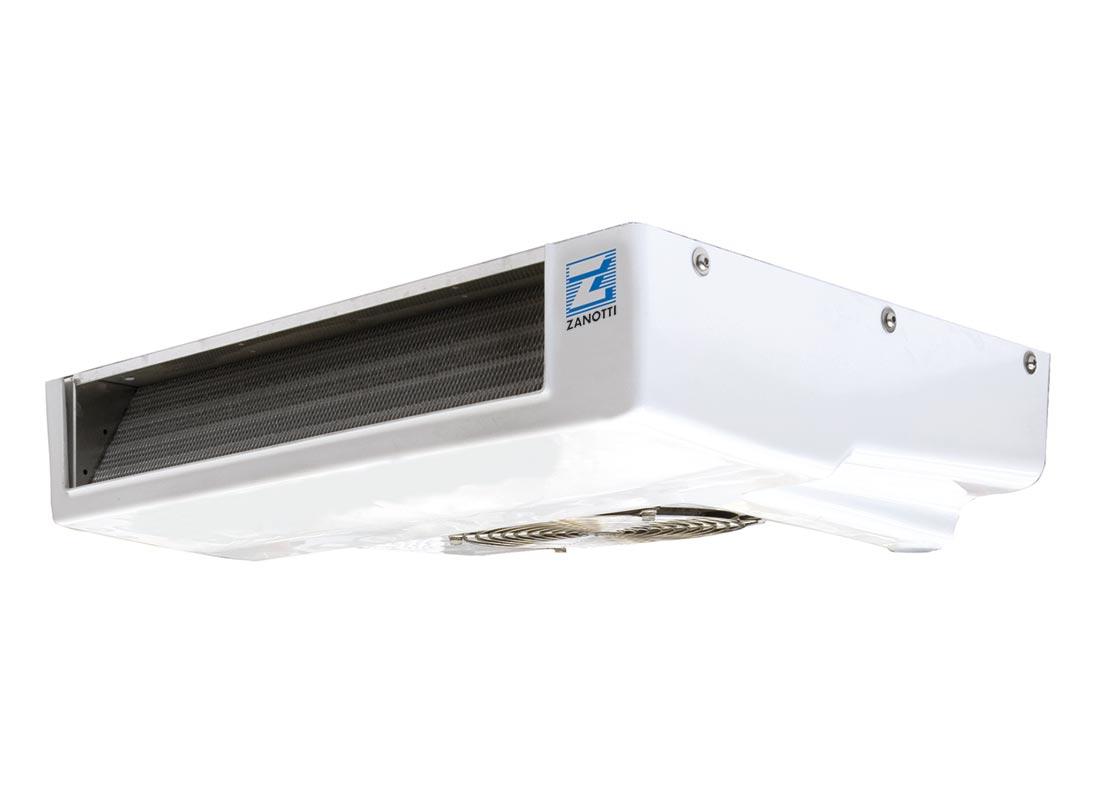 Evaporador de un ventilador para la serie Oculto FZ007 FZ008