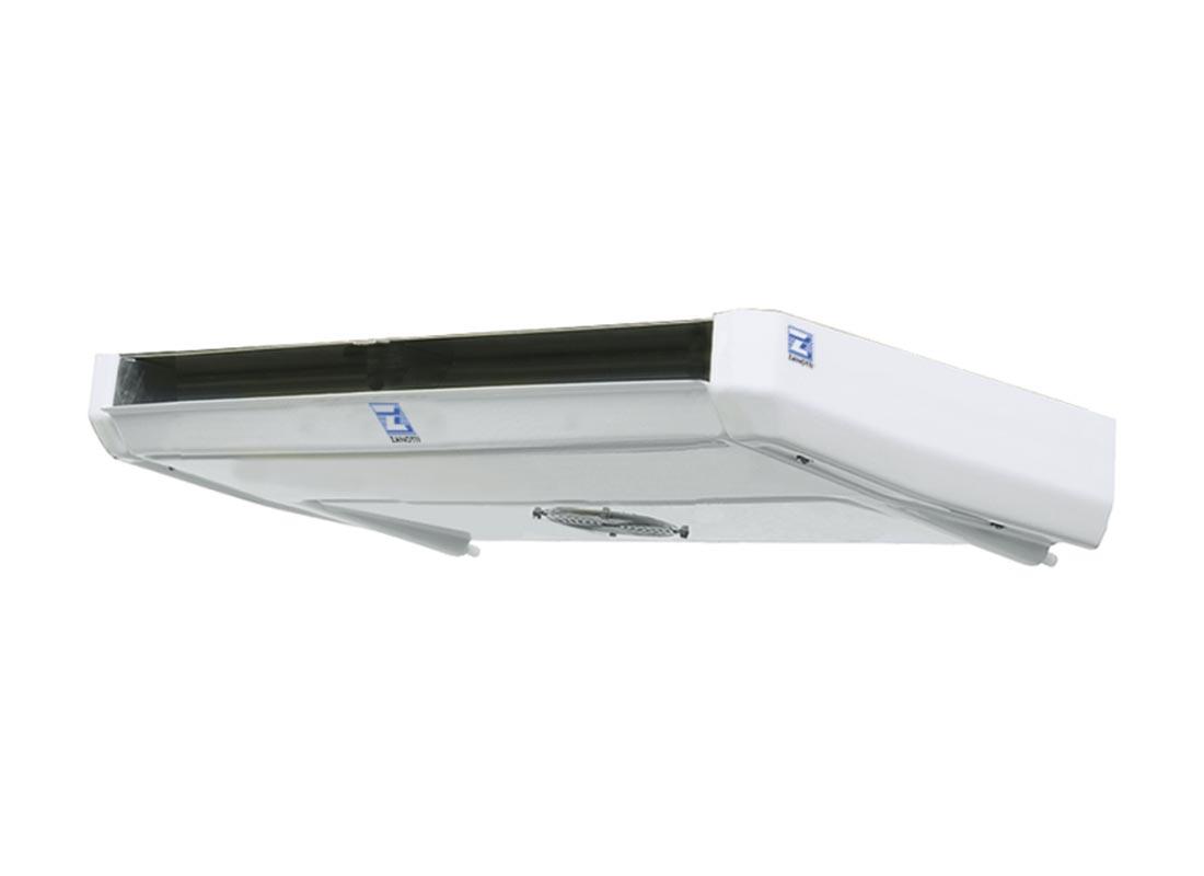 Evaporador con un ventilador centrífugo Serie Oculto FZ009