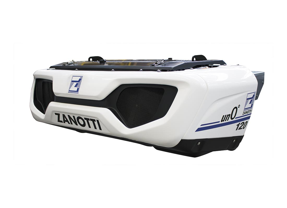 Unidad Condensadora Serie Un0º120