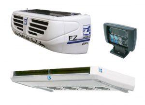 FZ258 equipo partido de refrigeración para transporte