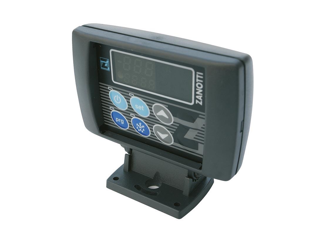 Panel control remoto Accionados a Motor Serie FZ y Zero