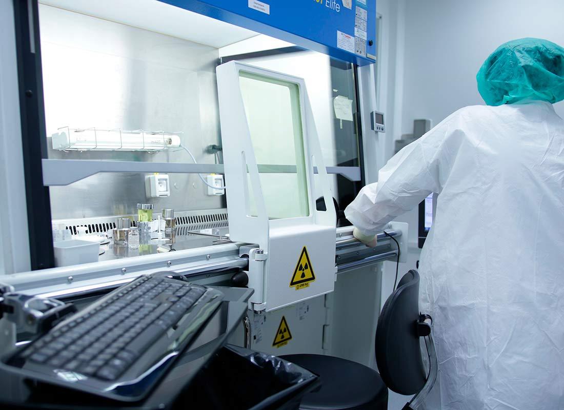 Refrigeración de Clean rooms para laboratorios, hospitales, industria química, etc.