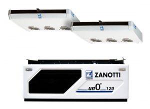 Serie Unoº 120U equipo diésel bajo chasis