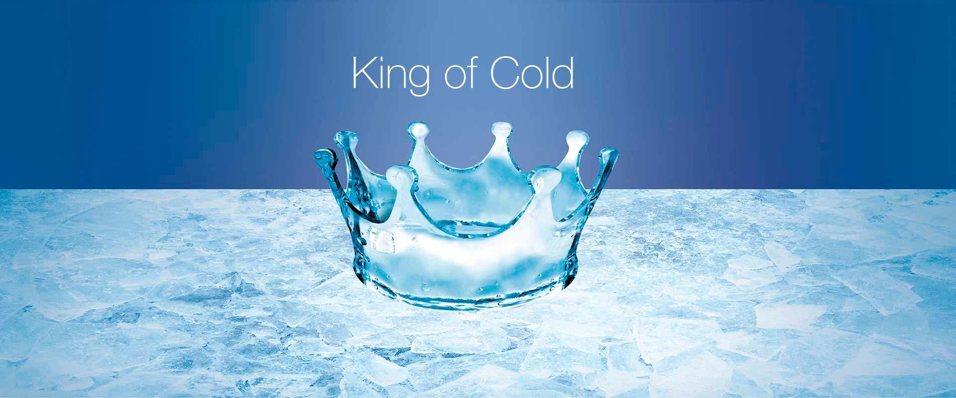 Zanotti rey del frío