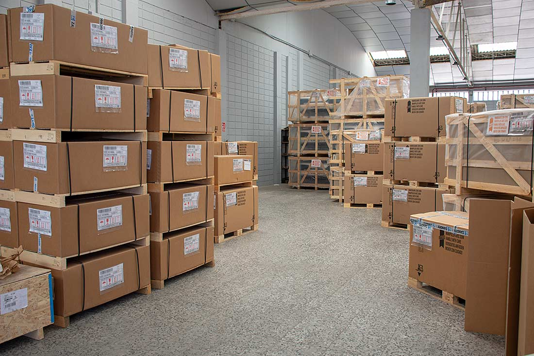 Stock siempre disponible en Zanotti Appliance
