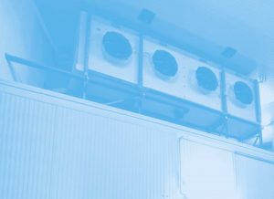 Sección Refrigeración Fija Zanotti