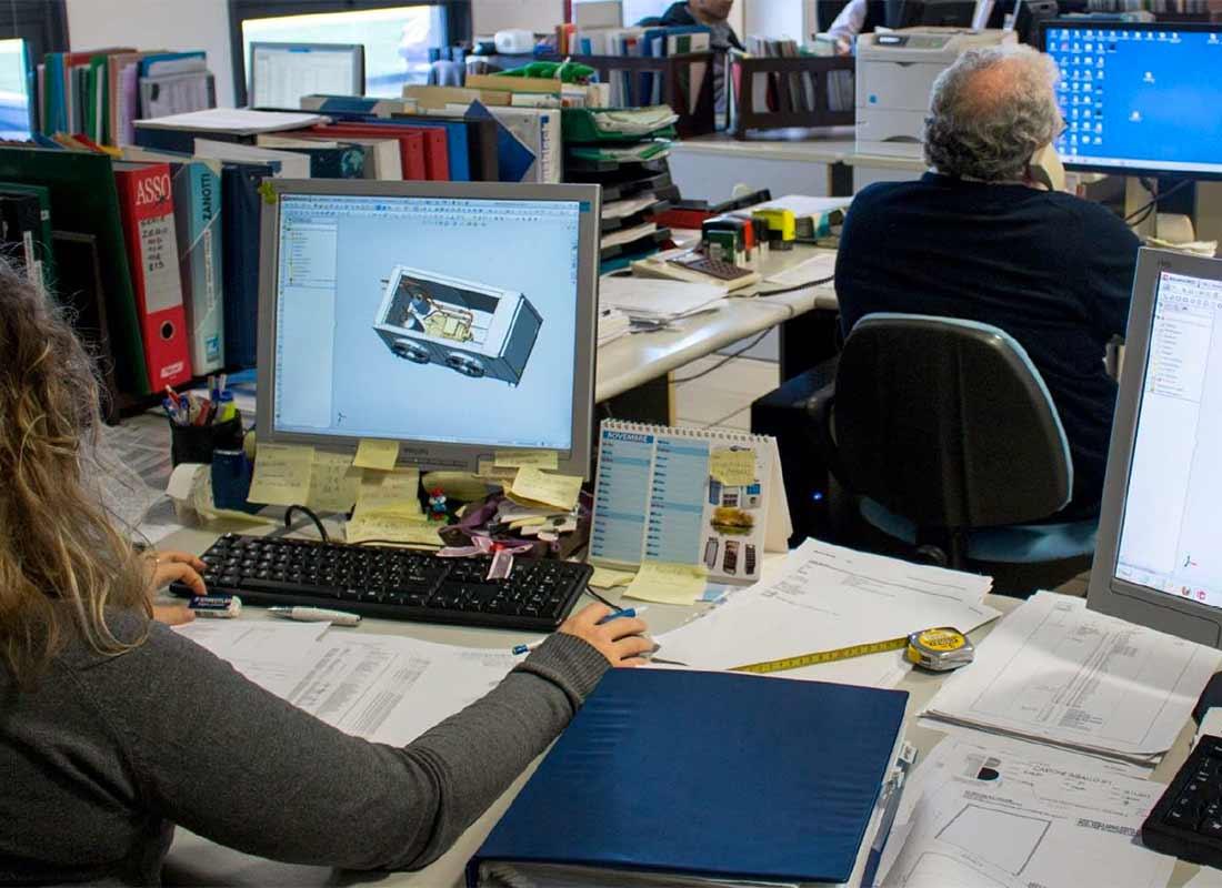 Servicios de atención al cliente y tele-asistencia Zanotti