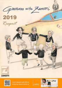 Calendario Girotondo con Zanotti 2019