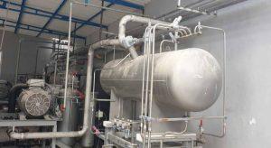instalación amoniaco en Dakhla Marruecos