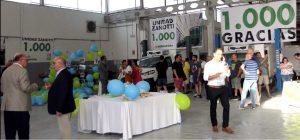 Invitados a la fiesta 1.000 unidades Zanotti en Mercadona