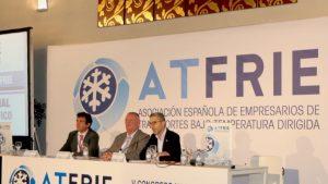 El conseller de Obras Públicas, Arcadi España inaugura el Congreso Nacional del Transporte