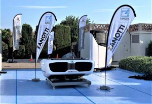 Equipo diésel U1000 Zanotti presentado en el Congreso Nacional del Transporte Frigorífico