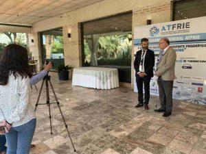 Entrevistas a los diectivos de Zanotti en el Congreso Nacional del Transporte