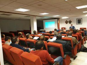 Jornada formativa de frío industrial Zanotti en Colegios de Ingenieros de Santander