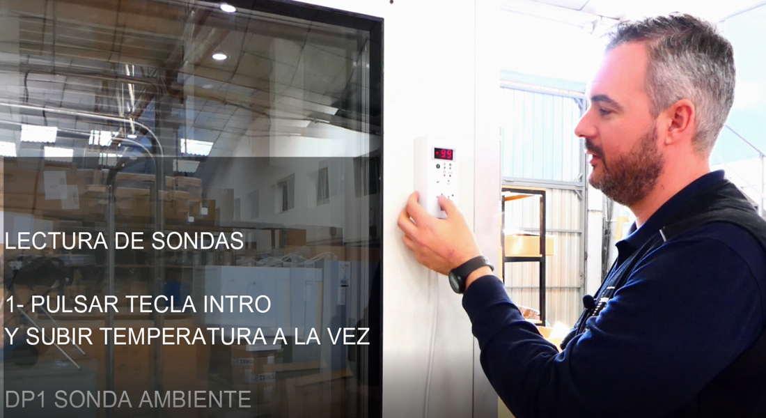 Bruno Navarro, técnico del SAT de Zanotti Appliance
