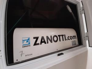 unidad condensadora Zanotti por agua serie K