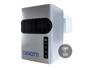 Equipo de frío compacto GM A2L