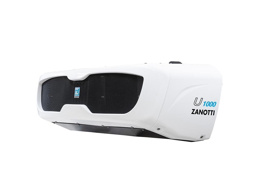 Equipo de refrigeración autónomo diésel U1000 de Zanotti