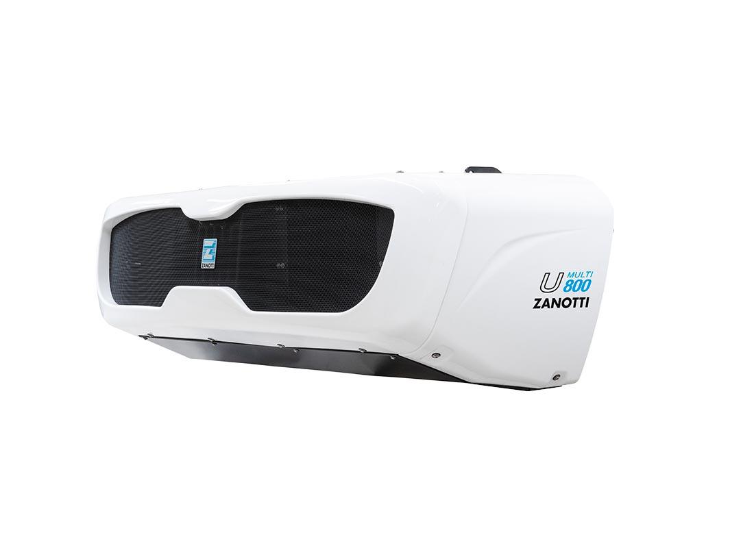 Zanotti unidad de refrigeración diésel U 800 multitemperatura